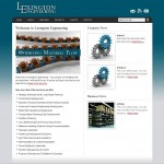 Lexington Engineering's Website
